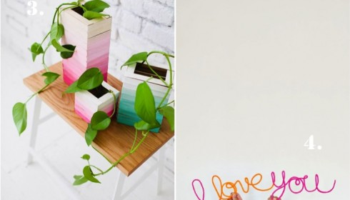 DIY ideas for mother's day